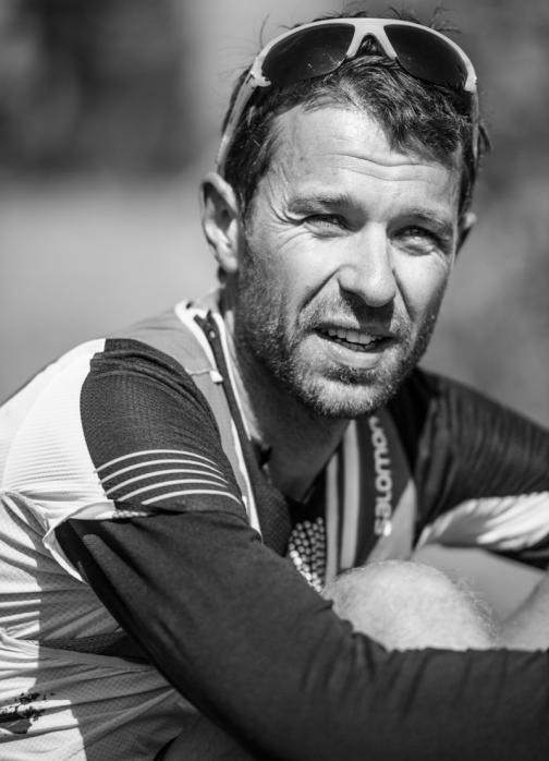 François d'Haene champion de trail et ambassadeur du Beaufortain