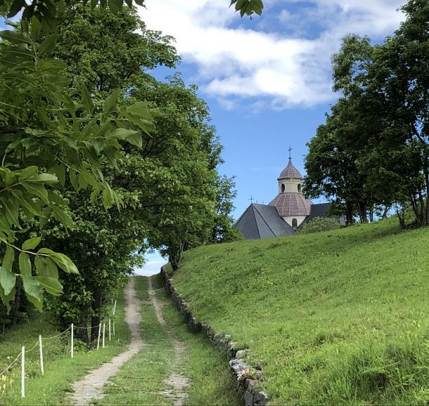 St-Martin-de-Belleville : chapelle Notre-Dame de la Vie