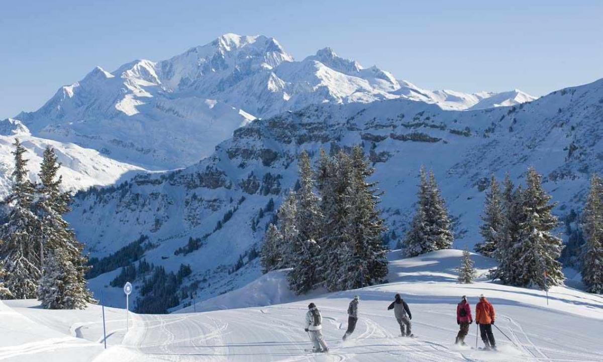 ski sur pistes