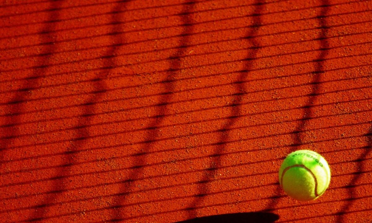 Court de tennis à Beaufort