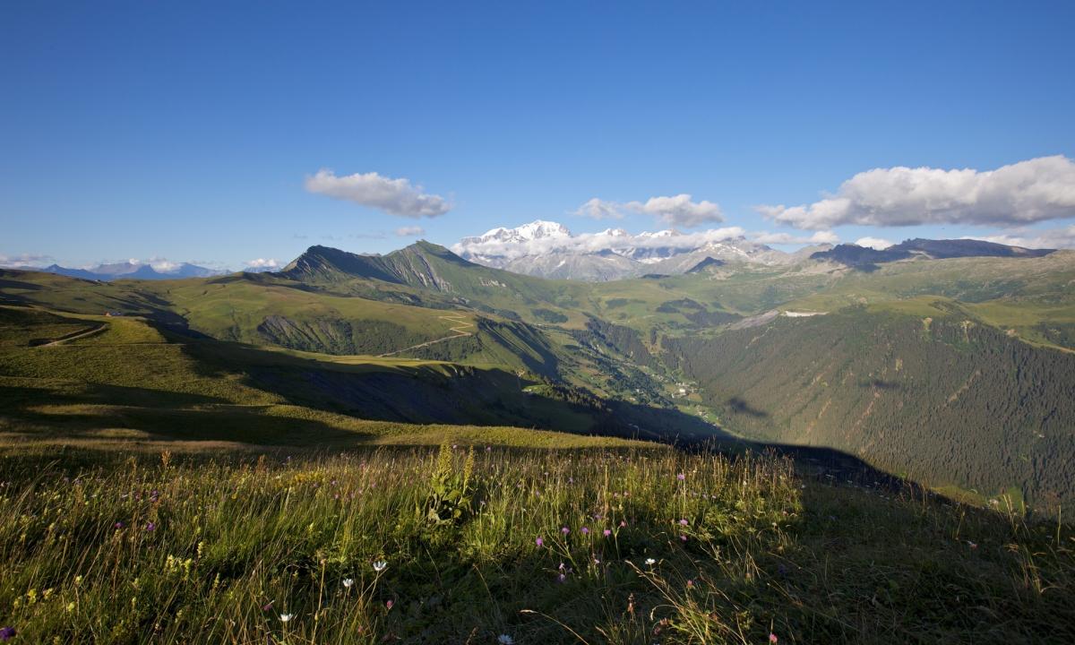 Le Mont Clocher