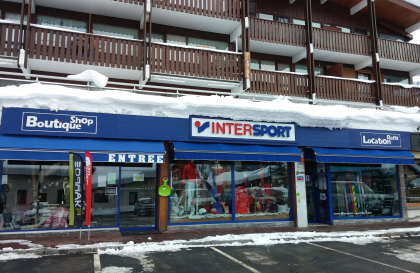 INTERSPORT CLARINES ARECHES