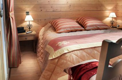 CGH Résidences & Spas - Le Hameau du Beaufortain - Chambre