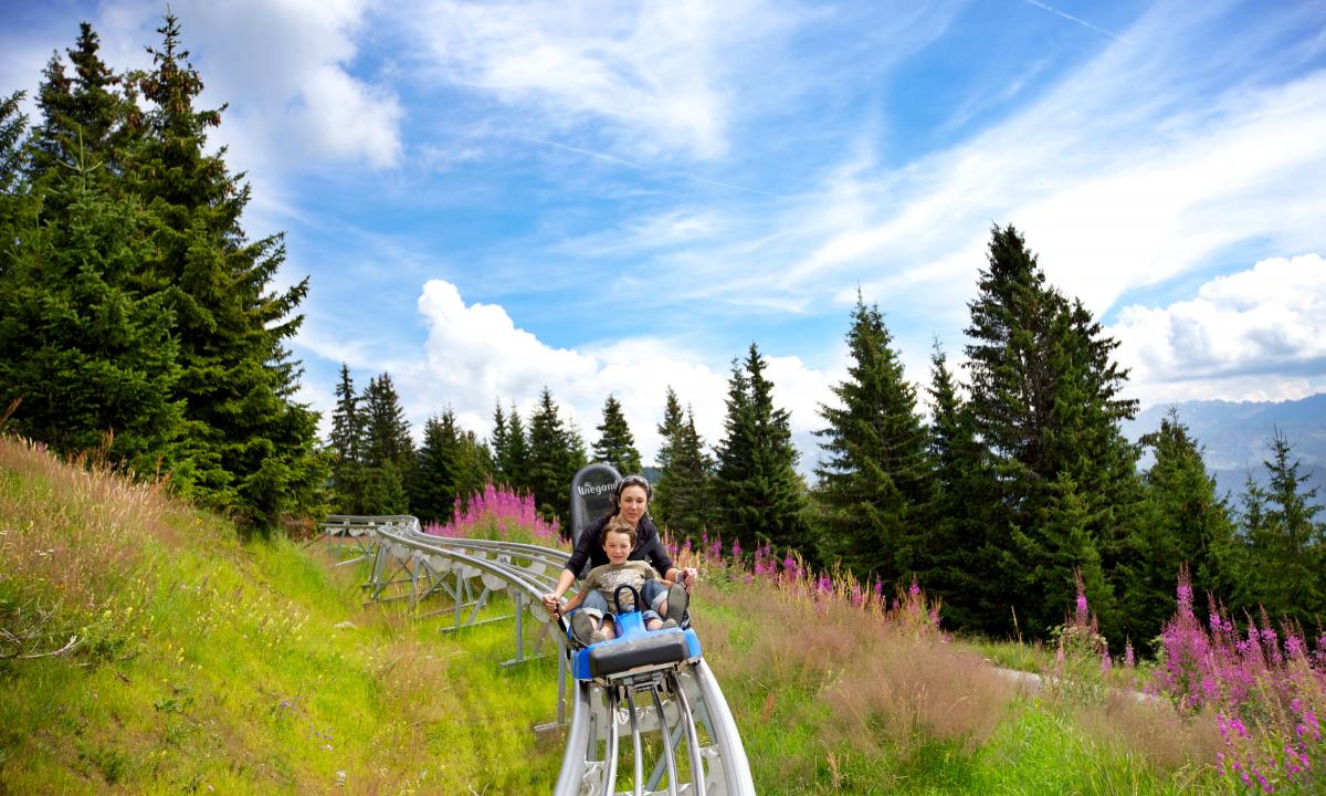 Mountain Twister Les Saisies