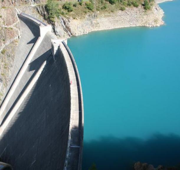 Barrage de la Gittaz