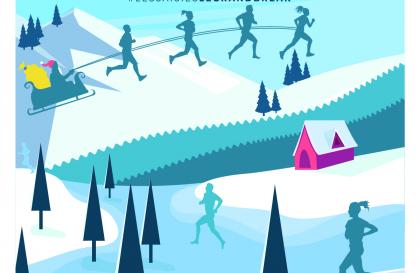 Trail de Noël