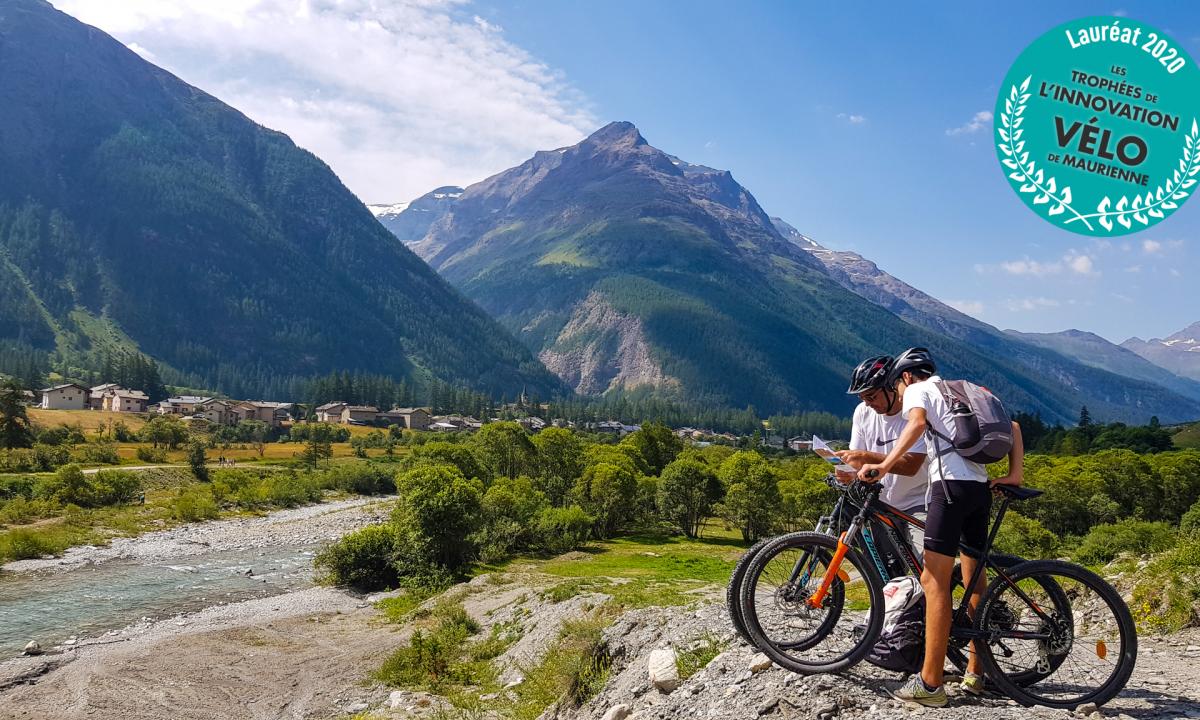 Itinerance estivale baroque à vélo en Haute Maurienne Vanoise
