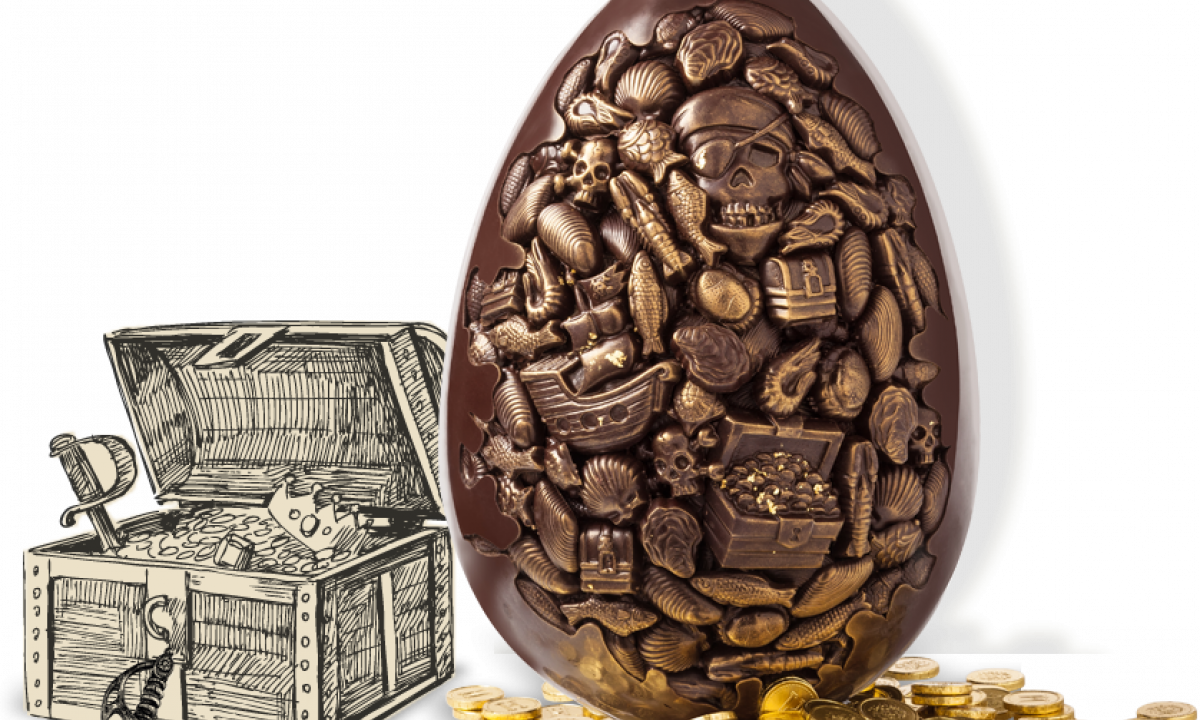 Le trésor de Pâques