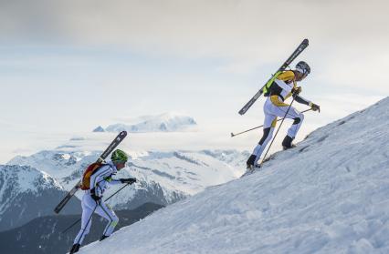 Pierra Menta - ski alpinisme Arêches-Beaufort