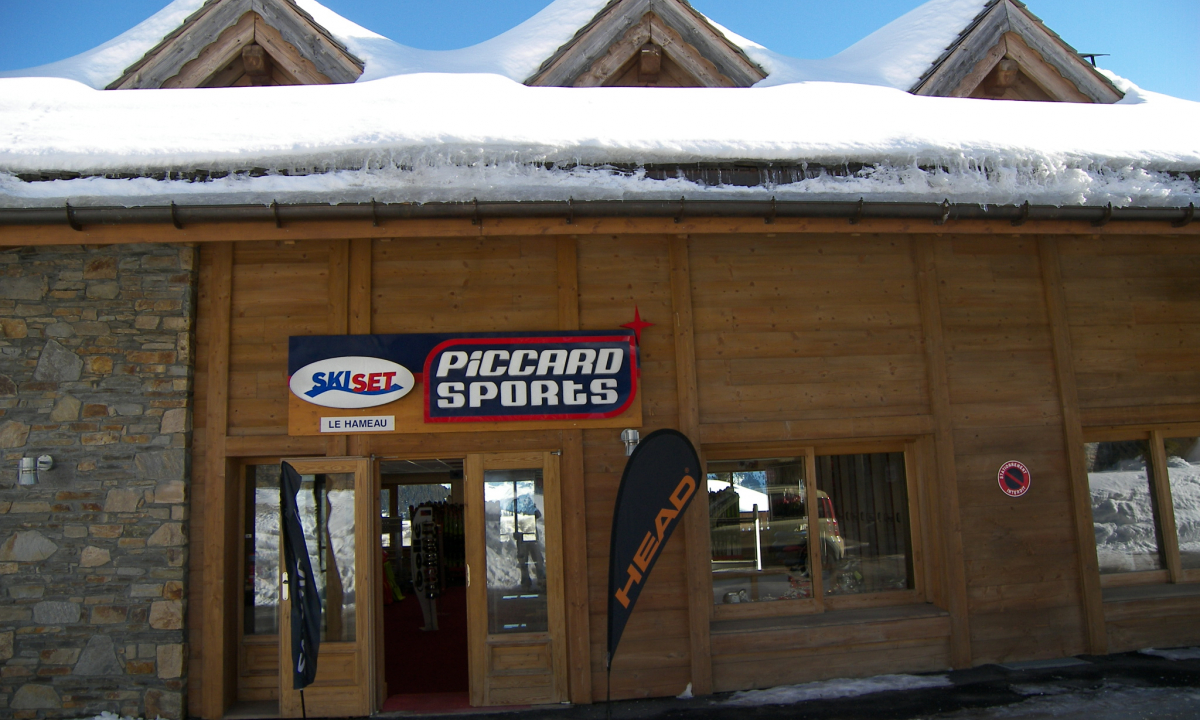 Magasin Piccard Sports (Hameau du Beaufortain)