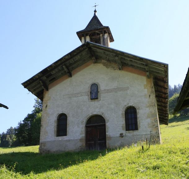 Chapelle de Saint Sauveur (vallée d'Hauteluce)
