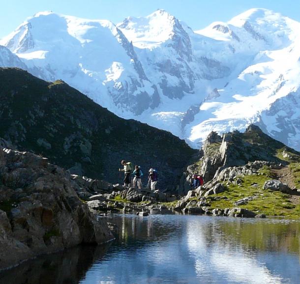 Randonnées en Beaufortain, Val d'Arly, Aravis