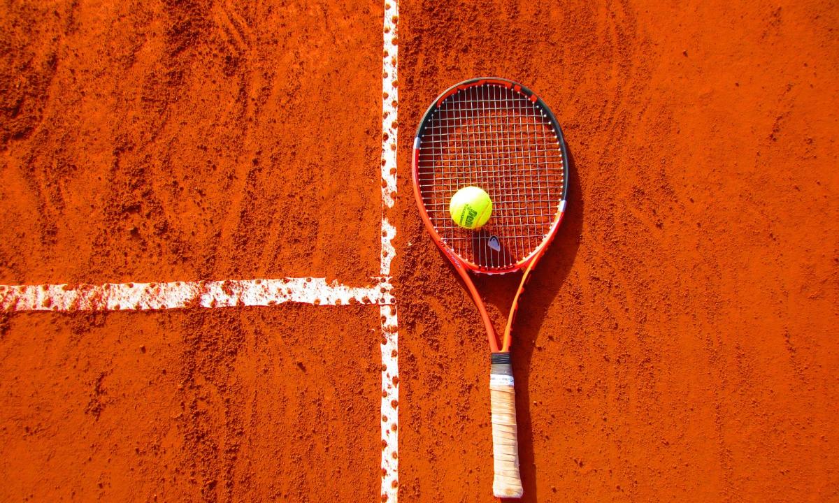 Tournoi de tennis à Beaufort