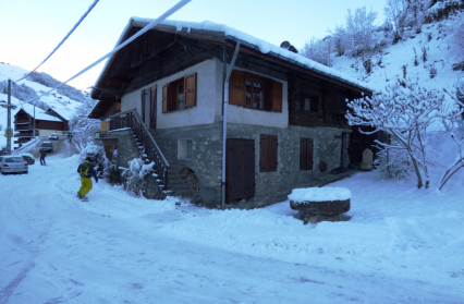 balcon moulin hiver