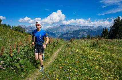 trail Chard du Beurre les Saisies