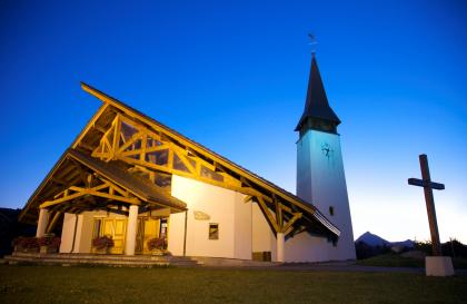Chapelle des Saisies