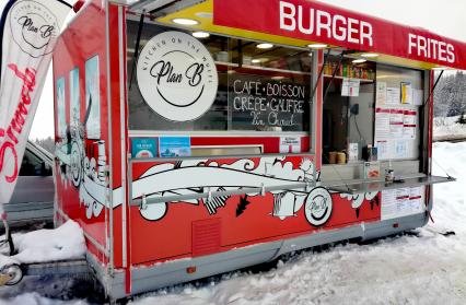 Burger aux Carrets