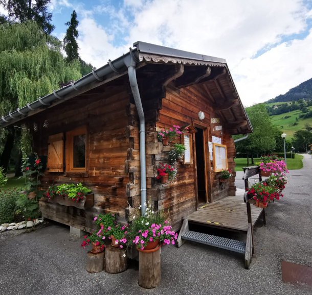 chalet _accueil_camping