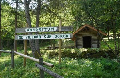 Arboretum de Villard sur Doron