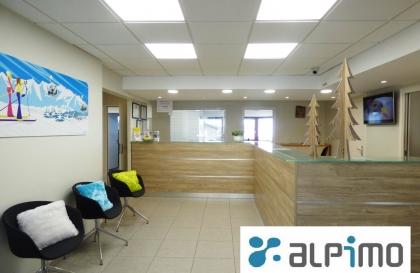 Agence Alpimo aux Saisies