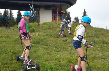 Ecole de mountainboard