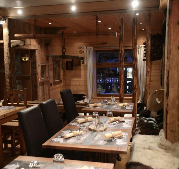 Le Copon, restaurant bar aux Saisies