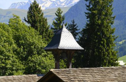 Chapelle du Praz (vallée d'Hauteluce)