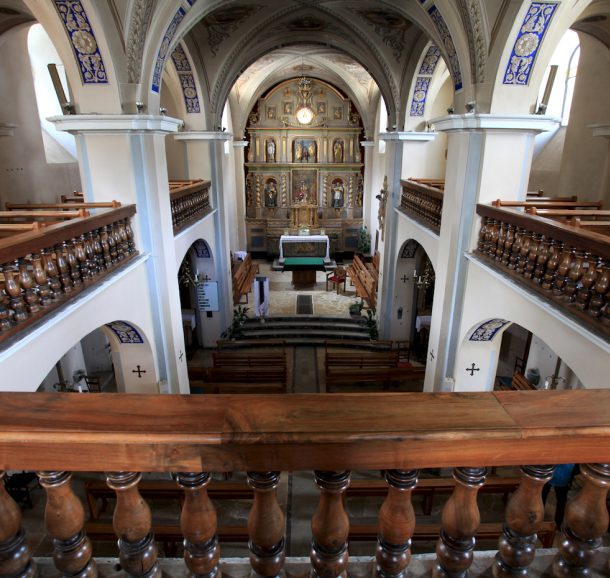 Visite église Arêches