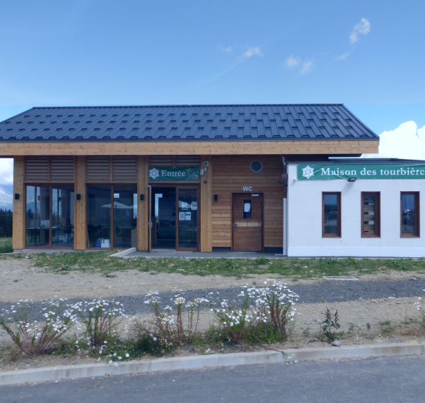 Maison des tourbières