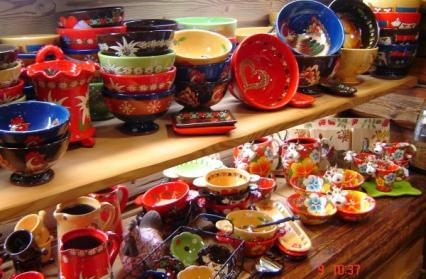 vaisselle-poterie-montagnarde