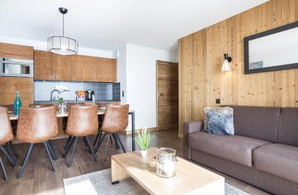 Appartements spacieux et confortables