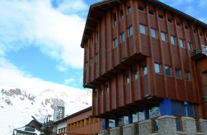 Tignes 2100 : une architecture XXe s. adaptée à la haute-altitude