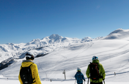 Forfaits de ski offerts aux enfants