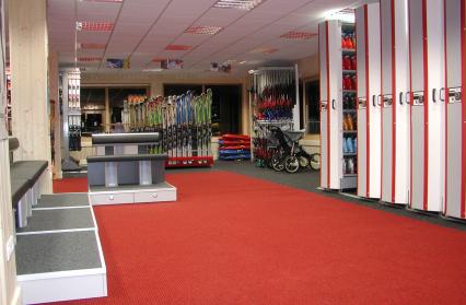 Espace location magasin Piccard Sports (Hameau du Beaufortain)