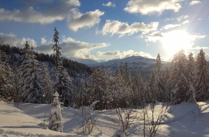 Zen en montagne