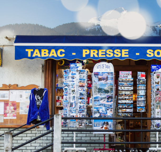 Tabac Presse Leray