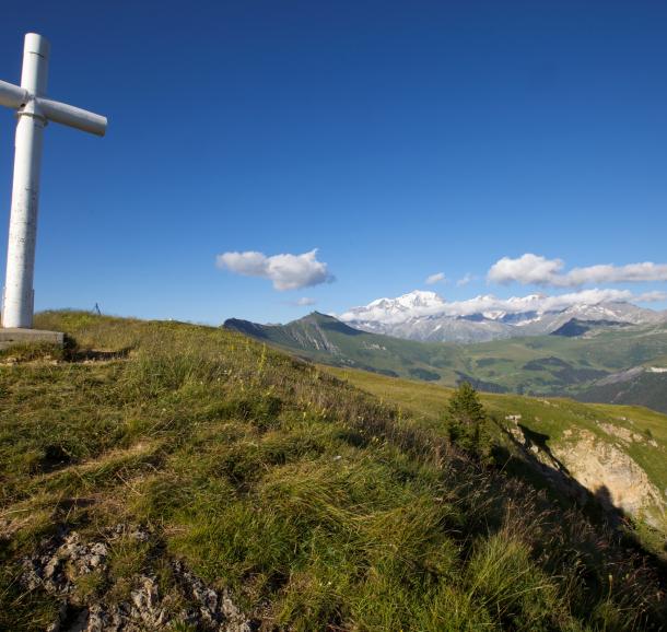 La croix du Mont Clocher