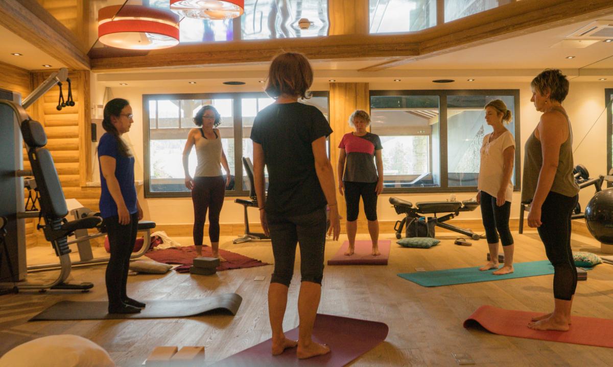 Fusion yoga pilates