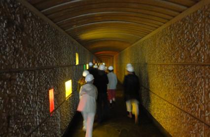 visite guidée centrale EDF de La Bâthie