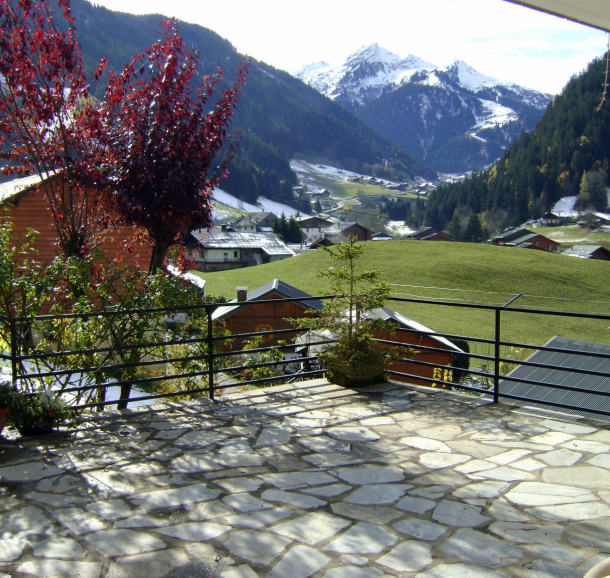 terrasse fj01