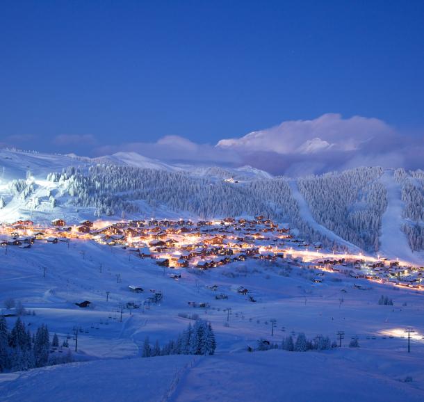 Les Saisies : visite spéciale Noël en montagne