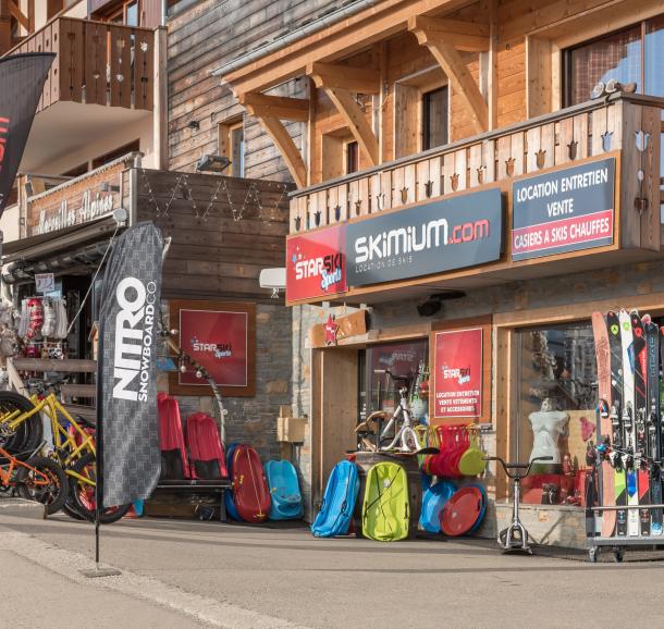 Location de fatbike et vente de luges