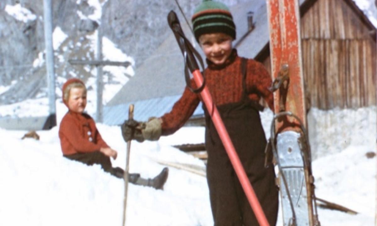 Film sports d'hiver