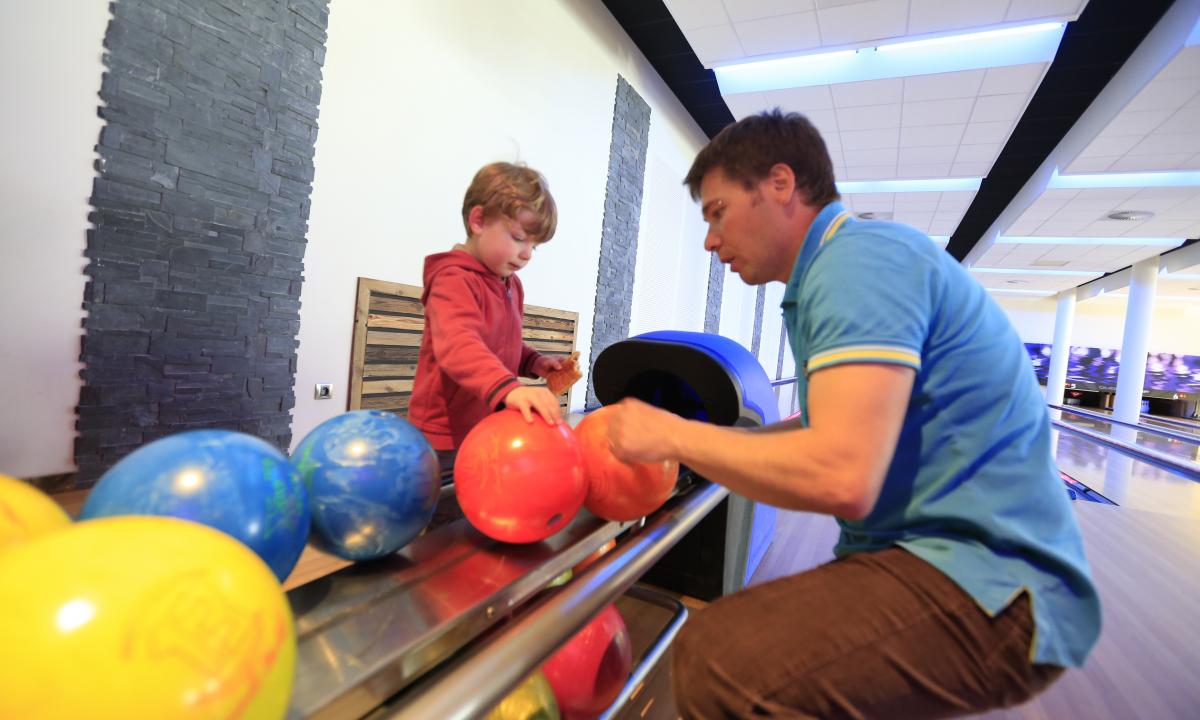6 pistes de bowling