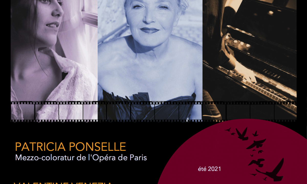 concert Patricia Ponselle