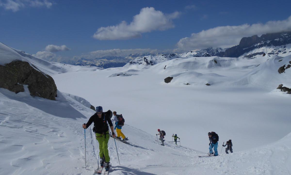 ski de randonnee