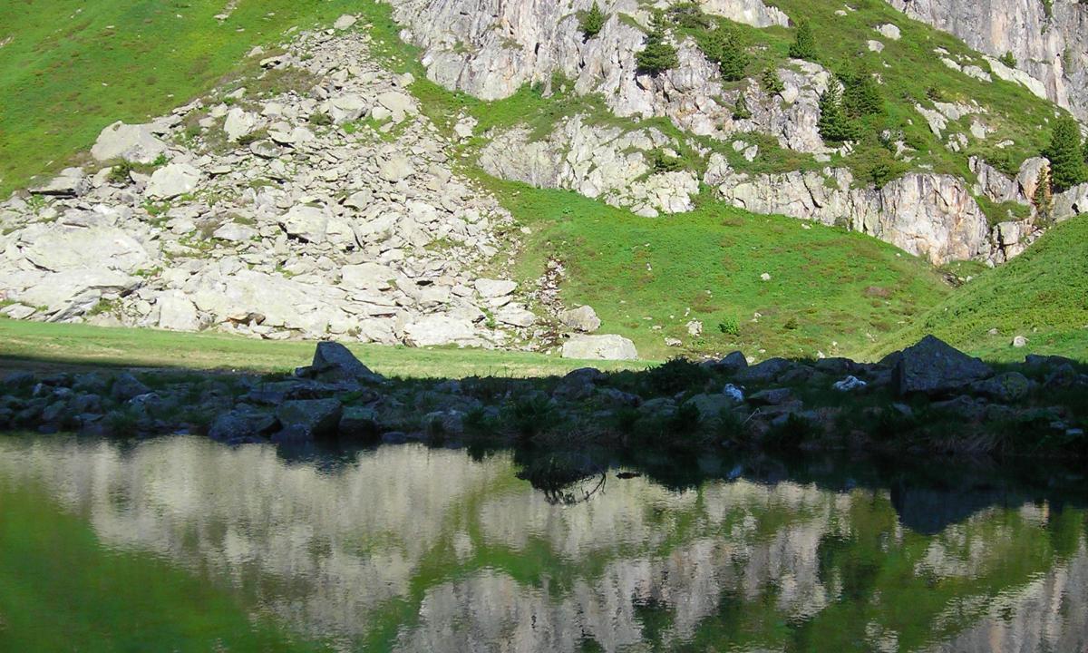 Lac Tournant