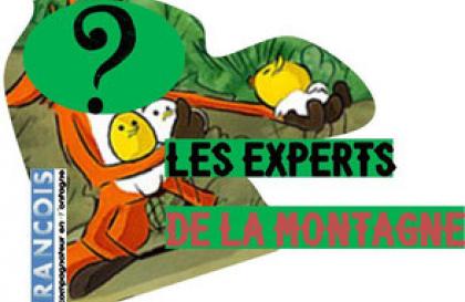 les experts de la montagne