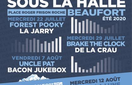 programme des concerts 2020 areches-beaufort