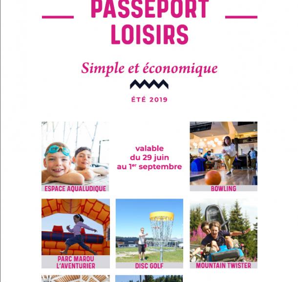 Passeport loisirs Les Saisies